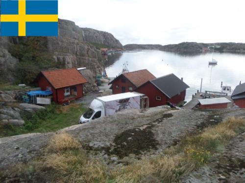 <div>2017-09-08</div> Szwecja - domki rybackie