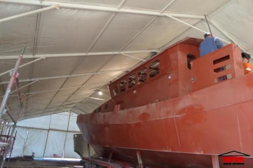 <div>2015-10-01</div> Malbork - łódka