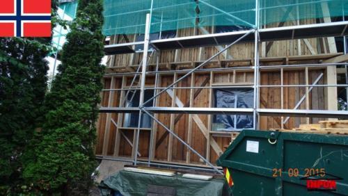 <div>2015-09-22</div> Norwegia - dom szkieletowy