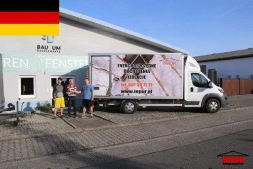 <div>2017-04-12</div> Bau Um Weinbrennerst Niemcy - hala przemysłowa